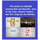 EPISODE 55 SOAPS IN REVIEW W/SPECIAL GUESTS KEVIN SPIRTAS & MITCHELL ANDERSON