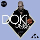 Doki - Oniria Radioshow @Nube Music * Marzo 2016