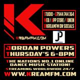 Jordan Powers - KreamFM.Com 21 NOV 2019