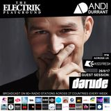 Electrik Playground 26/8/17 inc Darude Guest Session