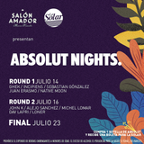 GHEK SET ABSOLUT NIGHTS