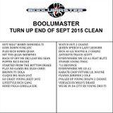 http://www.boolumaster.com/mixes-dj-blog/turn-up-end-of-sept-2015-full-clean-mix/