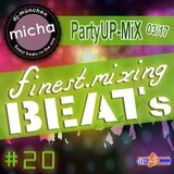 finest.mixing Beats #20 - Partyup-MIX 03-17