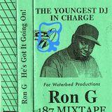 DJ RON-G 187 MIXTAPE (SIDE A)