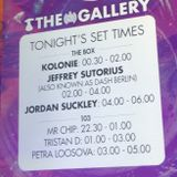 Closing set for the Gallery, Ministry of Sound