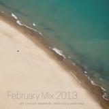 February Mix 2013 by Lucas Samper, Emilio Campana