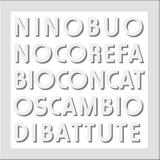 F. CONCATO VS N. BUONOCORE - SCAMBIO DI BATTUTE