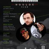 Bruno Pronsato @ iLL Communications - N'Dulge,Dubai (27-12-2012)