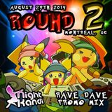 Ravedave - 18 and Over (Round 2 Promo Mix)