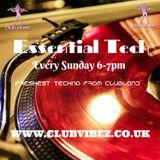 Essential Tech 01-10-17 www.clubvibez.co.uk Sundays 6-7pm