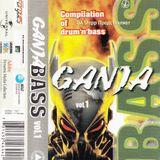DJ Da Lucky & DJ Tekknik - Ganja Bass 1 (1999)