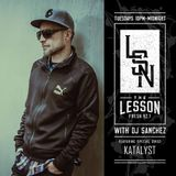 The Lesson 92.7 ft. Katalyst August 08 2017