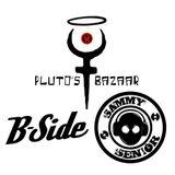 B-Side & Sammy Senior @ Pluto's Bazaar - Back2Back Set- Glastonbury 2014