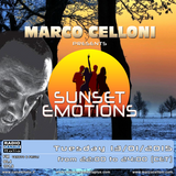 SUNSET EMOTIONS 122.4 (13/01/2015)