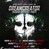 DJ Hunter @ Dreamcreator 2k17 B-Day