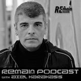 Remain Podcast 94 with Axel Karakasis (Live from Lehmann Club, Stuttgart)