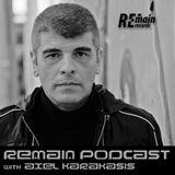 Remain Podcast 94 with Axel Karakasis (Live from Lehmann Club, Stuttgart)
