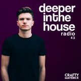 Deeper In The House Vol.43 Kieran Walmsley Guest Mix [Free DL on Soundcloud]