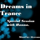 Dreams in Trance: Special Session with Hanna.
