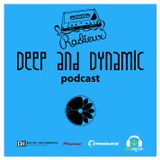 Radieux ( Doue Music ) - Deep and Dynamic Vol. 8 ( Live at Eclectric Garden - May 2013 )
