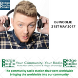 DJ Woolie 21st May 2017 show feat James Arthur and the JArmy
