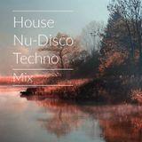 House Nu-Disco Techno Mix