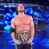 AJ Styles wins the WWE World Title.