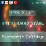 KNTTO Radio Stage #007 - Fantastic Holiday