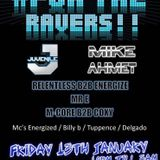 #FOR THE RAVERS DJ COXY DELGADO MC PROMO 13TH JAN 2017