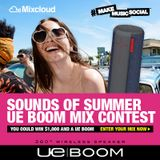 UE Boom: Sounds of Summer - by mia clarke