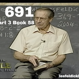 691 - Les Feldick Bible Study Lesson 2 - Part 3 - Book 58