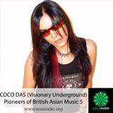 COCO DAS (VISIONARY UNDERGROUND) - Pioneers of British Asian Music 5