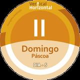 [VERTICAL+HORIZONTAL] - II Domingo PÁSCOA - ano C - Dia 5