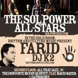 Sol Power All-Stars at ESL - 4/21/12 (pt. 1)