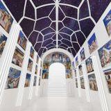 Universal Museum of Art - the-uma.org: Eintauchen in ein Imaginäres Museum mit Mission