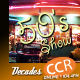 50's Show - @DJMosie - 12/02/17 - Chelmsford Community Radio