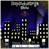 RepIndustrija Show br. 171 Tema: Novo 2019. Pt. 4 (Usa - Eu - xYu)