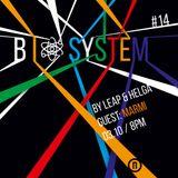 Radio Plato - BIOSYSTEM #014 w/ Marmi