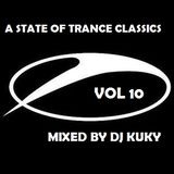 SPECIAL TRANCE CLASSICS VOL. 10 MIXED BY DJ KUKY