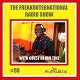 The FreakOuternational Radio Show #98 with Vim Tinz 27/10/2017