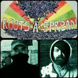 ROOTS(A)SPREAD! - MIX#1: Black Bufanda & James Das Pirate inna tune-fe-tune style, pt. 1