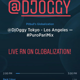 #PuroPariMix by DJ Oggy - SiriusXM Pitbull's Globalization Oct. 19th-21th, 2018