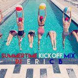 Summertime Kickoff Mix 6-20-16