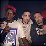 LIVE SET - MC BUSHKIN (HEARTLESS CREW), DJ KRISIS & DJ SKRATCHEE @GHOST PETERBOROUGH (2015)