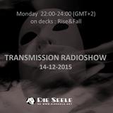 TRANSMISSION RADIOSHOW 14-12-2015