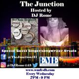 The Junction with Ursula Interview