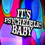 Ross Beattie presents It's Psychedelic Baby podcast #6 (September)