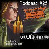 Gothtune podcast-25 - 2014