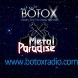 Metal Paradise @ BOTOX Radio *FLAT OUT Unplugged* 19/01/2015