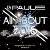 DJ Paulee - All About 2016